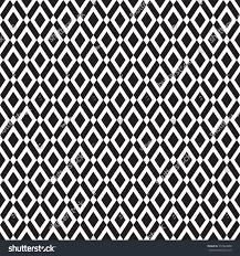 seamless lattice trellis vector background pattern stock vector