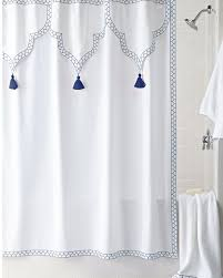 Designer Shower Curtain Decorating Designer Shower Curtains Fabric Decorating Mellanie Design