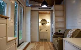 tiny home of zen by tiny heirloom tiny living