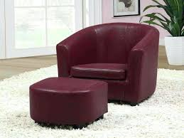Red Leather Chaise Lounge Chairs Red Leather Eames Lounge Chair Chaise Modern Faux Velvet Reclining