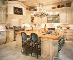 White Stained Wood Kitchen Cabinets Kitchen Lights Ideas Grey Ceramic Floor Tiled White Tiles Floor