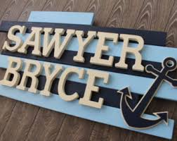 baby name plaque etsy