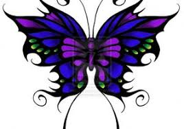 colorful butterfly designs 85 3d butterfly tattoos