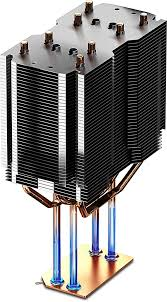 vapor chamber gpu cpu heat sink set masterair maker 8 cooler master