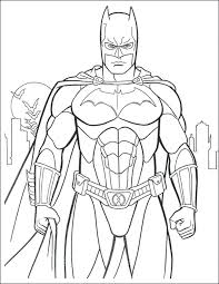 Free Printable Batman Coloring Pictures Heroes Pages For Kids Batman Coloring Pages For