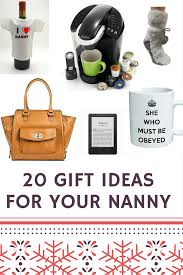 20 gift ideas for your nanny the funny nanny