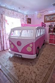 Single Bed Girls by Funky Bunk Beds Fire Truck Twin Car Kombi Kids Novelty Bus Single