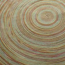 Rugs Round by Round Outdoor Rug Abc About Exterior Furnitures
