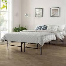 Bed Frame Sizes Spa Sensations Platform Bed Frame Sizes Walmart