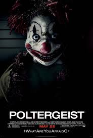 clowns 3d halloween horror nights poltergeist debuts a creepy clown character poster wicked horror