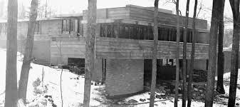 affleck house frank lloyd wright foundation
