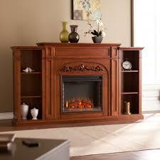 light oak electric fireplace fireplace electric fireplace tv stand oak finish mediaenter light
