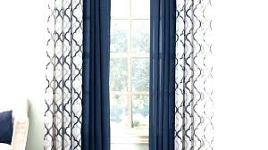 Navy Patterned Curtains Patterned Curtains Delicate And Modern Bedroom Brown Patterned