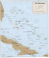 Map Of Cayman Islands Maps Of Latin America Lanic