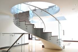 Glass Stair Banisters Staircases Modern Staircases Staircase Banisters Uk The Stair