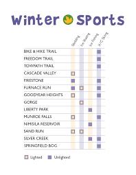 winter sport activities in summit county summit metro parks