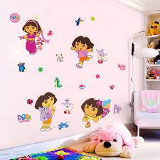 Wall Decor Home by Popular Dora Wall Decor Buy Cheap Dora Wall Decor Lots From China