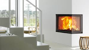 hergom eck wood burning built in corner stove fireplace products