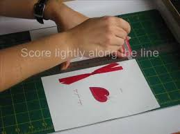 how to make your own greeting cards and wedding invitations youtube