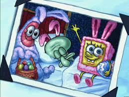 image picture of patrick squidward sleeping u0026 spongebob on