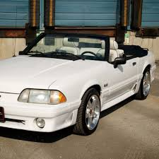 1990 mustang gt convertible value 1989 ford mustang gt convertible 90 309 original
