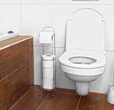 Bathroom Tissue Storage Bathroom Stand Toilet Paper Holder Matt And Jentry Home Design