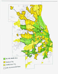 Chicago Areas Map by The Big Theory And The Great Congealing The Corner Side Yard