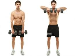 Dumbbell Exercises On Bench The Mh Friday Night Workout Men U0027s Health