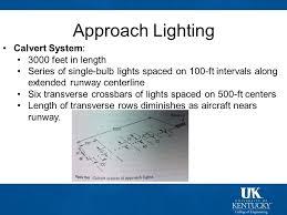 Approach Lighting System Airport Lighting Brett Malloy Ppt Online Download