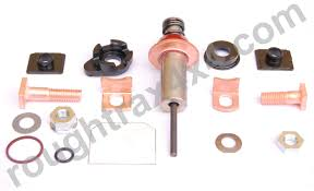 starter motor repair kit roughtrax 4x4