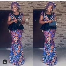 skirt and blouse check out this ankara skirt and blouse styles for