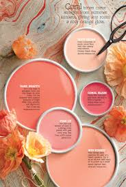 color 101 how to use the color wheel coral pink coral and feng