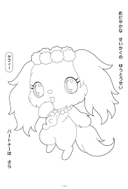 36 best images about jewelpet on pinterest and jewel coloring