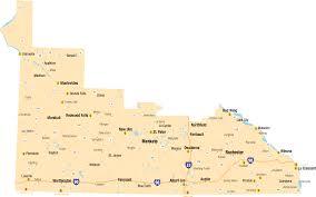 Minnesota Map Southern Minnesota Explore Minnesota