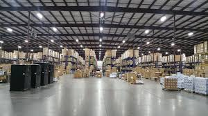 how to cool a warehouse with fans facility lighting industrial fans lift power florida georgia