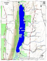 Finger Lakes New York Map by Hemlock Canadice Lake State Forest U2013 Andy Arthur Org