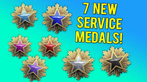 cs go 7 new service medals 2016 service medal showcase youtube