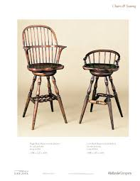 Bar Stool Chairs With Backs Holland U0026 Company Chairs And Seating High Back Low Back