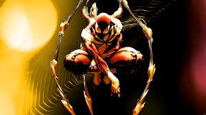 iron spider by xionice on deviantart