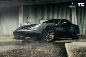 Ferrari California Custom - ferrari california vellano vm17 monoblock vellano forged