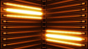 warm lights blinking by minimultik videohive