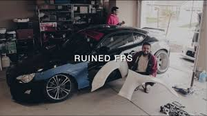 frs rocket bunny how to install a widebody kit rocket bunny v2 install frs brz