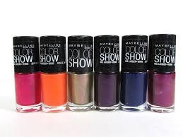 maybelline color show nail polish beautykitshop
