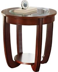 steve silver crowley end table get the deal liam cherry end table steve silver co