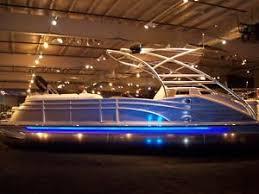 pontoon boat led light kits 32ft big kit pontoon boat led under deck lighting kit under