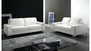 canapé cuir blanc pas cher canape pas cher cuir roxan2 un modale 100 cuir italien haut de gamme