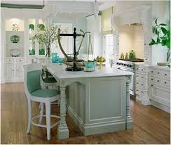 turquoise kitchen island white and turquoise kitchens another white kitchen with a beachy
