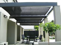 Pergola Awning Retractable by Innovative Retractable Pergola Shade U2014 All Home Design Ideas