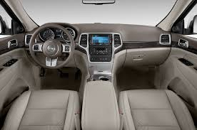 jeep grand cherokee interior 2013 report jeep unveiling 2013 grand cherokee diesel at detroit photo