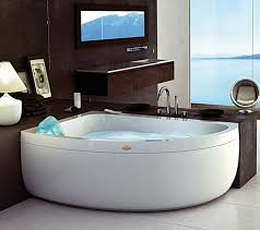 Jacuzzi Bathtubs For Two Corner Air Jet Bath Tub Tmu From Bainultra Two Person Bath
